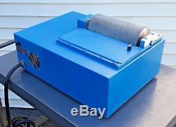 10 Roll Hotmelt Glue Applicator Machine A Superior Method to a Hot Glue Gun