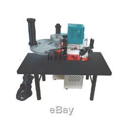110V 765W Woodworking Edge Banding Machine Potable Bander Speed Control Hot-melt