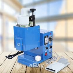110V Adhesive Injecting Dispenser Equipment Hot Melt Glue Spray Machine US