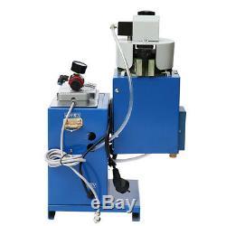 110V Adhesive Injecting Dispenser Hot Melt Glue Spraying Gluing Machine