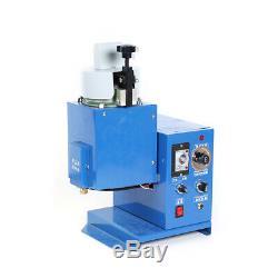 110V Hot Melt Glue Spray Machine Adhesive Injecting Dispenser Equipment X001 UPS