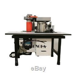 110V Woodworking Edge Banding Machine Potable Bander Hot-melt Machine