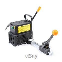200w Portable Hot Melt fused strapping Packing machine Electric fusion Baler USA