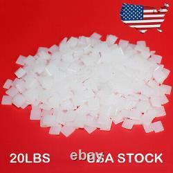 20LBS New Book Binding Hot Melt Glue Pellets for Book Binding Machine USA