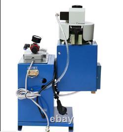 220V Adhesive Injecting Dispenser Hot Melt Glue Spraying Gluing Machine