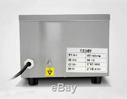 220V Commercial 2 Tanks Chocolate Melting Pot Electric Hot Chocolate Melter