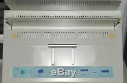 220V Hot Melt Binding Machine Melt Electric Book Binder Machine for A3 A4 A5 A6