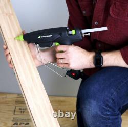 220-watt industrial hot melt full size glue gun surebonder pro2-220ht high