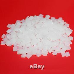 25 LBS Book Binding Hot Melt Glue Pellets for Binder Binding Machine Supplies US