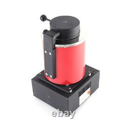 2KG Automatic Electric Metal Melting Furnace Forge Gold Copper Aluminum 110V HOT