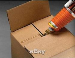3M 3762 Q Hot Melt Adhesive, Tan, 5/8 x 8 In, PK165