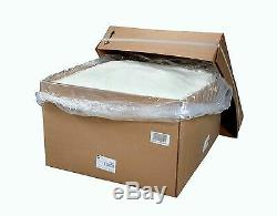 3M Hot Melt Adhesive 3792 B Clear, 22 lb per case with Plastic Liner / 22 Pound