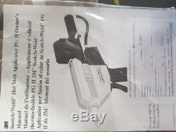 3M Hot Melt Applicator PG II Speedloader Cartridge Feed