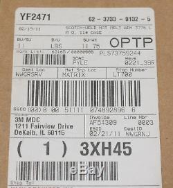 3M Scotch-Weld Hot Melt Adhesive 3776 LM Q, Tan Glue Stick, 5/8 x 8, 11 lbs