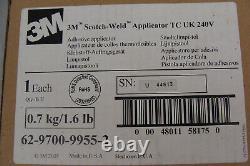 3M Scotch-Weld Hot Melt Applicator TC UK 240V