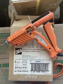 3m scotch weld hot melt applicator palm trigger