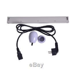 500W Hot Melt Glue Book Binder Perfect Binding Machine Applicator Handle 32x28cm