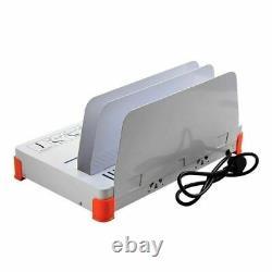 50mm thickness Hot Melt Binding Machine Book Envelope Binder only 220V GD500