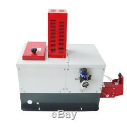 5L Hot Melt Adhesive Machine 220V 1.6KW YD-602-5 Adjustable Pressure Point Spray