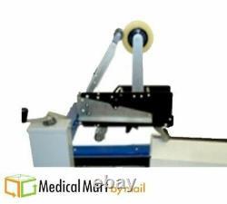 (6 Rolls) Carton Sealing Hotmelt Clear Machine Length Tape 2x1000 yd 1.8 Mil