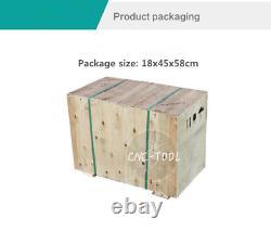 A4 Desktop Wireless Binding Machine Manual Hot Melt Glue Book Binder 40mm 220V