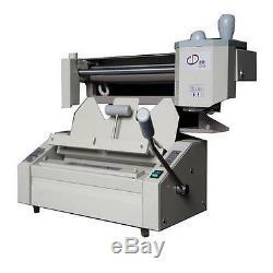 A4 Size Book Binding Machine Book Binder + 6LBS Hot Melting Glue Pellets USA
