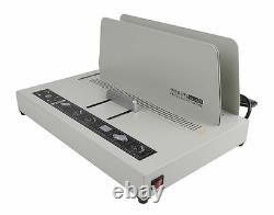 A4 Size Electric Hot Melt Bookbinding Machine Thermal Book Binder 220V T