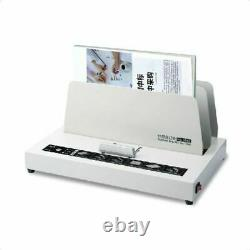 A4 Size Electric Hot Melt Bookbinding Machine Thermal Book Binder 220V Y