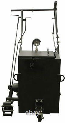 Asphalt Kingdom RY10 Asphalt Melt Apply Hot Rubberized Crack Filler Machine