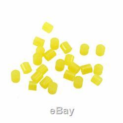B-701-25 High Melt Temperature Fast Set Bulk Hot Melt Glue Pellets 25 lbs, Tan