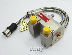 Baumer HHS HME5-213-55-XM 50bar 230V Heißleimventil Hotmelt Gun -unused
