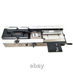 Book Binding Machine Desktop Hot Melt Glue Book Binder Office Wireless Premium
