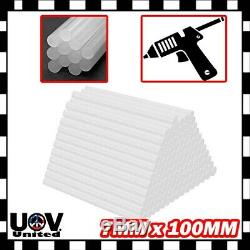 Bulk Lot 7MM Hot Melt Glue Gun Stick Adhesive Clear White DIY Art Craft Repair U