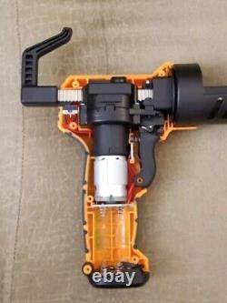 DEKO Automatic Electric 170mm/min Heat Hot Melt Multi-function Gaulking Gun