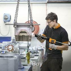 DEKO Electric Glue Gun Heat Hot Melt Sewing Seams Sealant Waterproof Glue