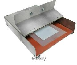 DTF Powder Curing Fast Hot Melt Powder Curing Tool 300mmx400mm Heating Pads