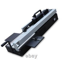 Desktop Glue Binding Machine Manual Hot Melt Glue 0-320mm A4 Book Paper Binder
