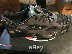 Dexter THE 9 HT Boa Men's Bowling Shoes Color Shift Hot Melt, 10.5 NEW in Box
