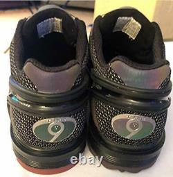 Dexter T. H. E 9 HT BOA Color Shift Hot Melt Bowling Shoes 9 M US Black/Grey