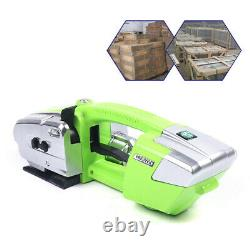 Electric Welding Strapping Machine Automatic Hot Melting PP/PET Belt Strapping