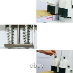 Financial Vouchers Paper Book Binder Hot Melt Rivet Tube Binding Machine