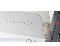 GD-380 Hot Melt Binding machine A5 A4 A3 Book Envelope Binder only 220V