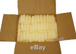 General Packaging Hot Melt Glue Stick 1 inch x 3 inch (25 lbs,)