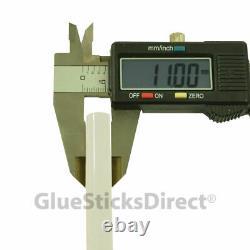 GlueSticksDirect Economy Twin Pack Hot Melt Glue Sticks 7/16 X 10 50 lbs Bulk