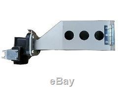 HolzHer Edgebander Hot Melt Pellet Glue Hopper 1.5 kg capacity