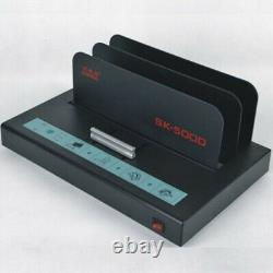 Hot Melt Binding Machine Electric Book Binder for A3 A4 A5 A6 Paper 320X50mm