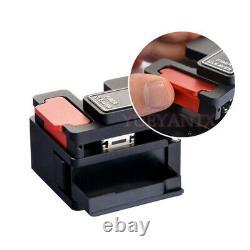 Hot Melt Fiber Cleaver FTTH Fiber Optic Knife Cutting Cutter 16 Surface Blade