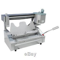 Hot Melt Glue Book Binder Perfect Binding Wireless Hot Thermal Book Machine