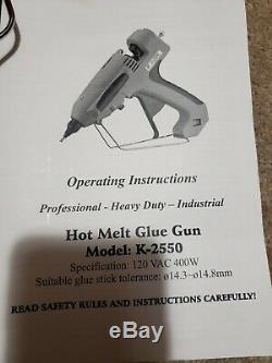 Hot Melt Glue Gun K-2550