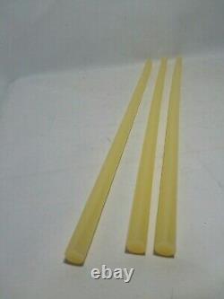 Hot Melt Glue Stick, 7/16 Diameter, 15 Length, 300 PK, Tan Amber